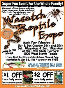 Wasatch Reptile Expo