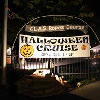 CLAS Ropes Halloween Cruise