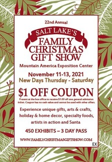 Salt Lake's Family Christmas Gift Show